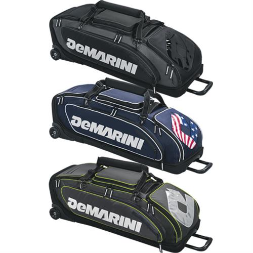demarini special ops wheeled bag free shipping
