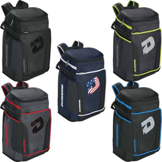 Demarini Special Ops Back Pack Free Shipping