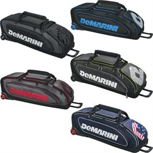 Demarini Special Ops Wheeled Bag Free Shipping 199 95